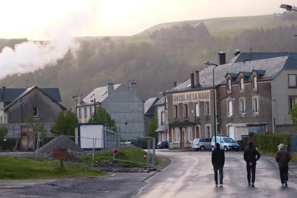A Rion es montagne, en route pour la pizza