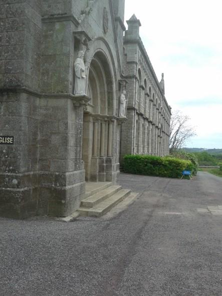 Pause spirituelle à l'abbaye de Timadeuc