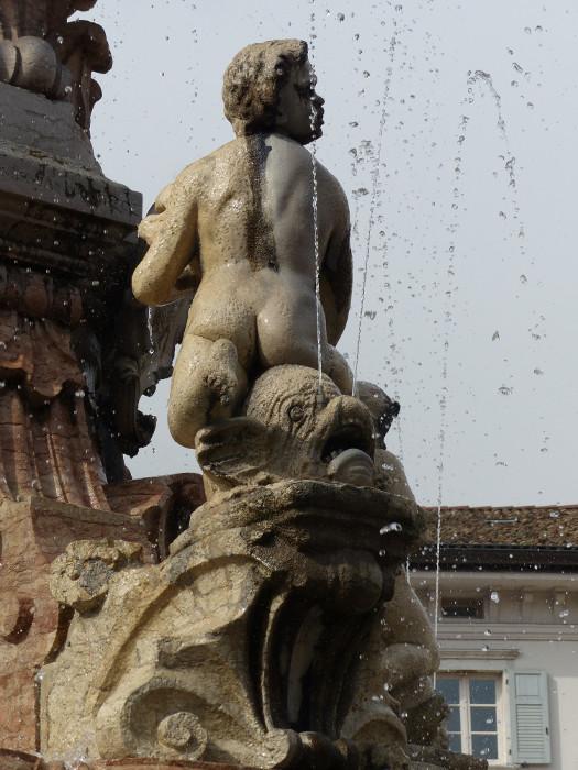 Arrêt propisse dans la belle ville de Trento
