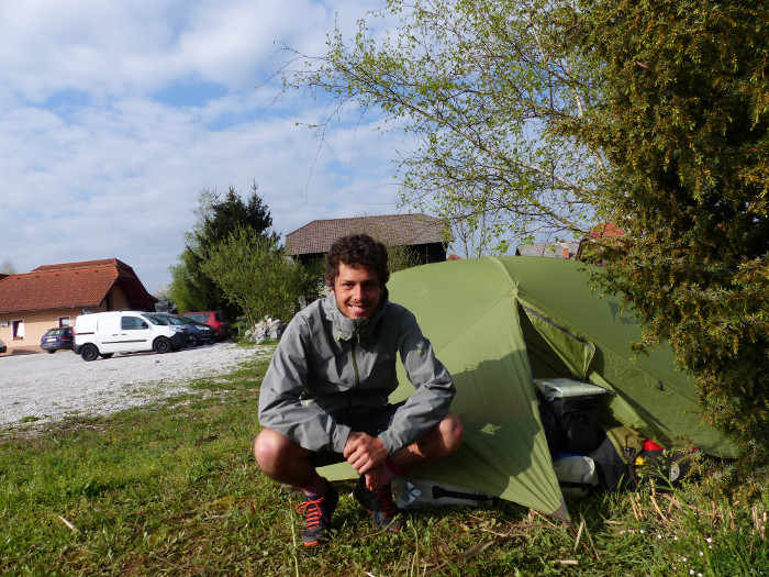 "Camping ""Le Parking"""