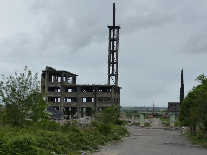 Abandon et destruction : pourquoi? Comment? Notre enquête exclusive ne parlera pas de ça aujourd'hui.