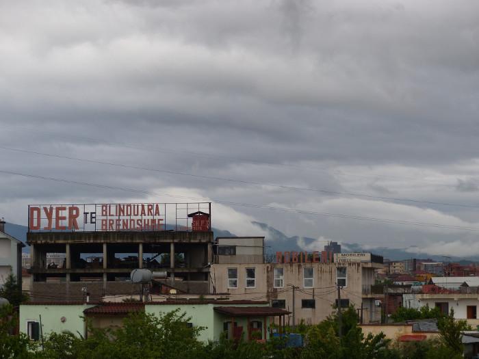 Tirana : une ville qui donne envie